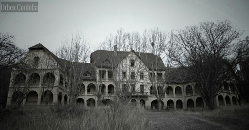 Abandoned Mental Hospital in Argentina