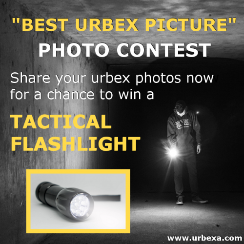 Ask your followers to support you for a chance to win a tactical flashlight!